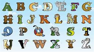 animal shaped font wwwpixsharkcom images galleries With pictures shaped like letters
