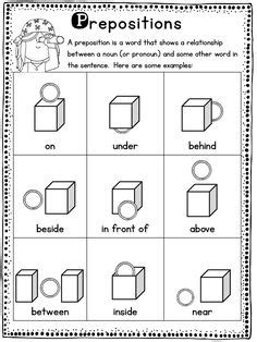 prepositions  place interactive  downloadable