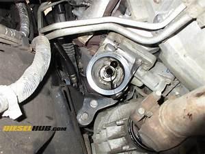 6 6l Duramax Engine Oil Change
