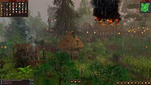 house on fire image life is feudal forest village mod db With floor lamp life is feudal
