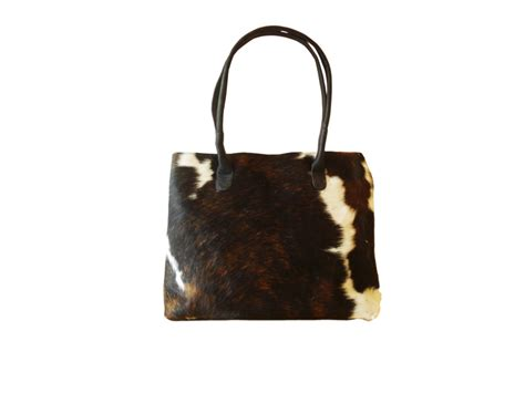 Bella Cow Hide Bag 9067 Clearance [7569]