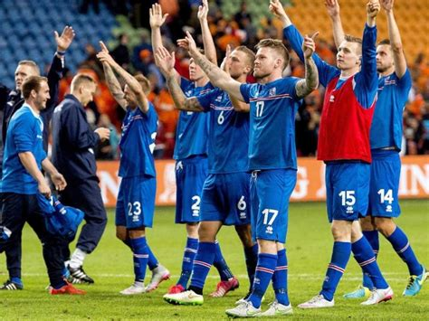 Iceland Beat Kosovo Qualify For Fifa World Cup