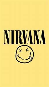 Nirvana   iPhone Backgrounds   Pinterest