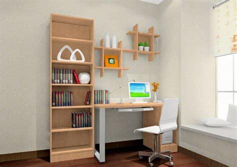 Bedroom Small Corner Desk Simple Design For Apartment