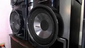 Mini System Sony Mhc