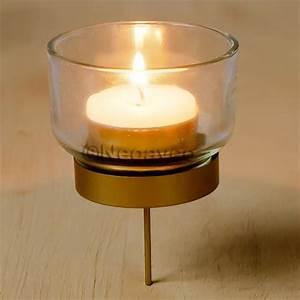 Glas Kerzenhalter Für Teelichter : glas adventskranz kerzenhalter pick gold f r teelicht oder votivkerze ~ Bigdaddyawards.com Haus und Dekorationen