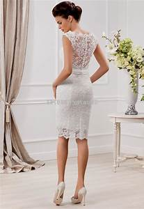 short sexy lace wedding dresses naf dresses With elegant short wedding dresses