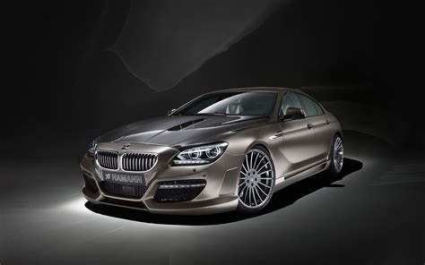 2012 Bmw M6 Gran Coupe Hamann Wallpaper Hd Car