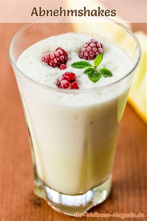 eiwei 223 shake mit honigmelone smoothie abnehmshake zum