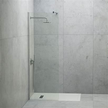 Shower Stone Walk Enclosure Complete Kit Sizes