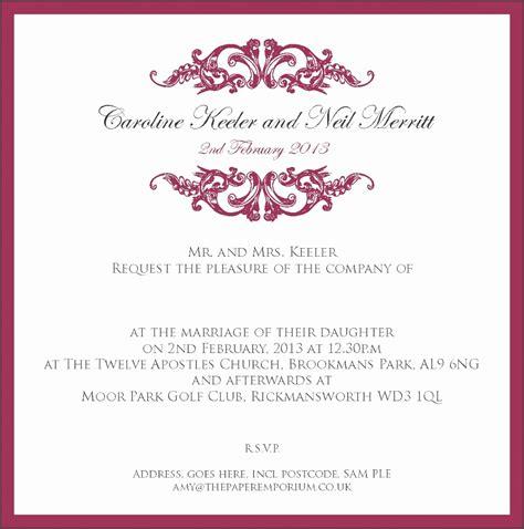 formal dinner invitation wording examples