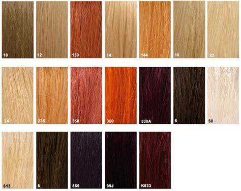 hair color chart hair stop  shop