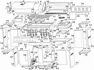 Napoleon M605rsbi Parts List And Diagram