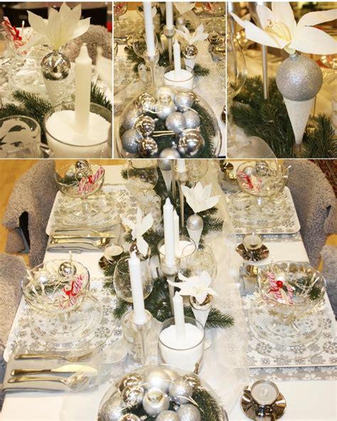 Tischdeko Weihnachten Weiß Silber by Tischdeko Zu Weihnachten 35 Festliche Ideen F 252 R Die Tafel