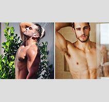Hombres Sexys Y Atractivos Tomando Un Ba O En Instagram