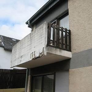 Betonsanierung Selber Machen : balkon sanieren kosten balkon sanieren lassen 5 faktoren welche die kosten balkon sanieren ~ Frokenaadalensverden.com Haus und Dekorationen