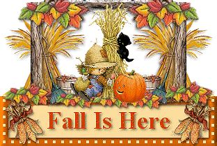 pictures animations fall myspace cliparts