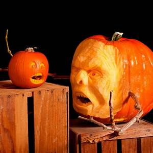 20, Pumpkin, Carving, Ideas, To, Inspire, You, This, Halloween
