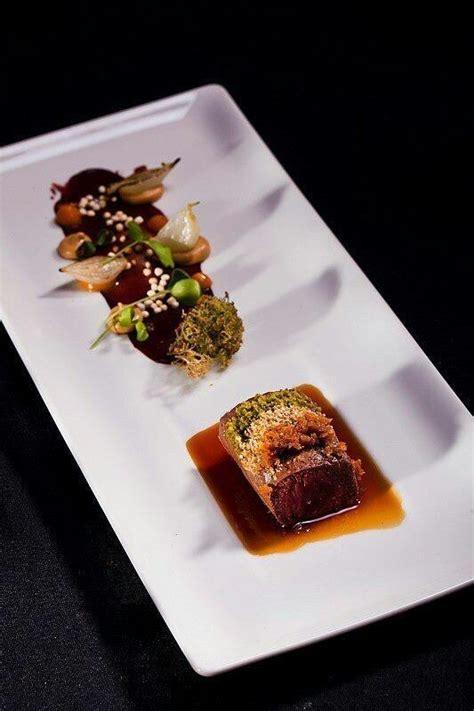 dressage des assiettes en cuisine plus de 1000 idées à propos de dressage d 39 assiette sur restaurant loup de mer et