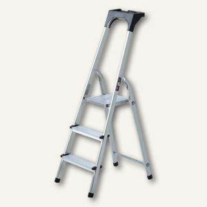 haushaltsleiter 7 stufen brennenstuhl alu haushaltsleiter 7 stufen 1401270