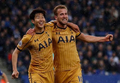 Leicester 1-6 Tottenham: Harry Kane smashes stunning ...