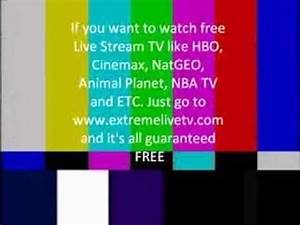 How to watch Online Live Stream TV Channels for free - YouTube