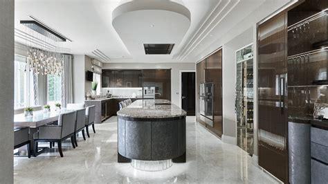 luxury  kitchen st georges hill surrey extreme design