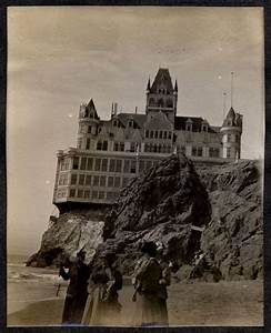 Mute the silence: Cliff House, San Francisco
