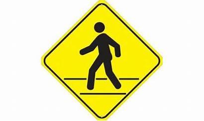 Warning Crosswalk Skip Beginning