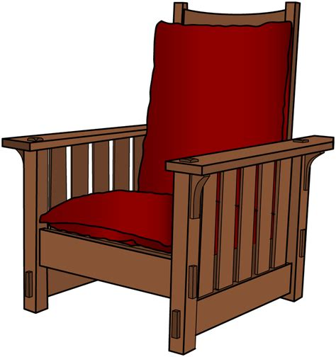 stickley morris chair free plans gustav stickley morris chair plans woodguides