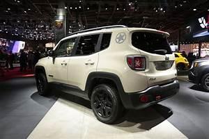 Prix Jeep : prix jeep renegade bo te ddct en diesel et s rie limit e desert hawk photo 8 l 39 argus ~ Gottalentnigeria.com Avis de Voitures