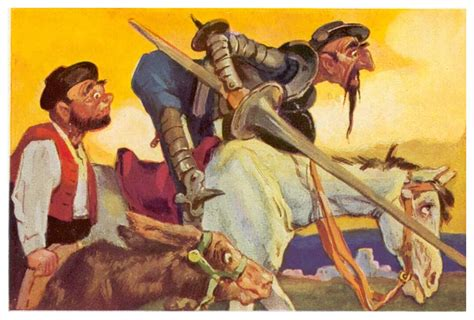 Don Quijote Iv The Battle With The Black Enchanters