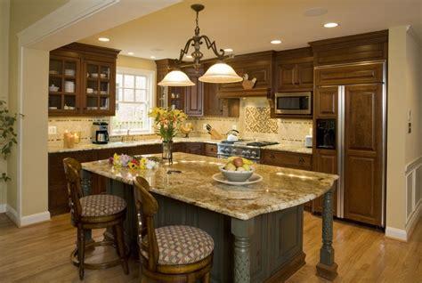Large Kitchen Island Photo  5  Kitchen Ideas
