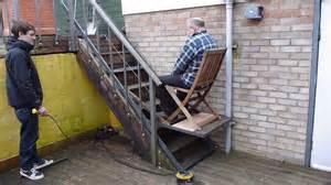 diy stair lift
