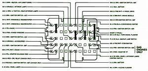 1993 Chevy Silverado 1500 Fuse Diagram