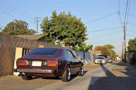 Datsun Alley by Datsun 510 Wagon And Nissan Fairlady 280z Myrideisme