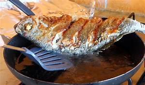 Fried snapper with seasoning sauce (Domi-yangnyeom-gui ...