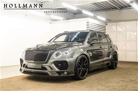2018 Bentley Bentayga In Stuhr Germany For Sale On