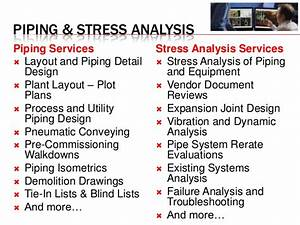 Types Of Engineering Services