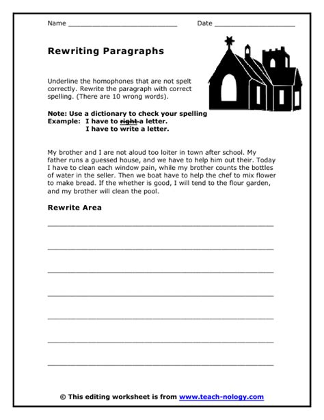 Editable Printable Rubric  New Calendar Template Site