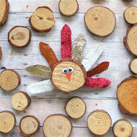 thanksgiving kids crafts  crafting chicks