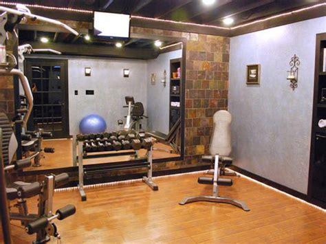 Inspirational Garage Gyms & Ideas Gallery Pg-garage Gyms