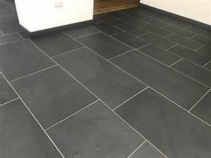 Welsh, Slate, Floor, Tiles