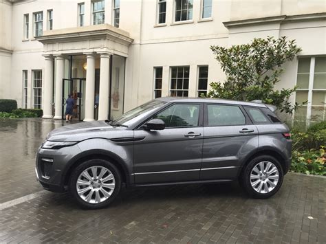 2018 Range Rover Evoque Review First Drive Caradvice