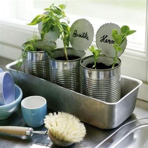 Ideen Wohnen Garten Leben by Pin Jan Auf Gardening Herb Garden In Kitchen