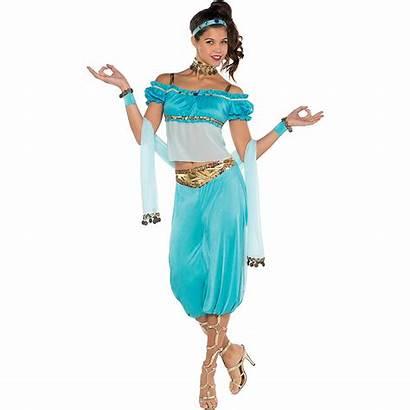 Jasmine Princess Costume Halloween Adult Costumes Disney