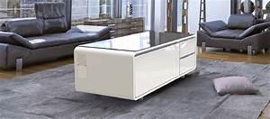 Sobro La Table Basse Multifonction Parfaite Pour Votre Salon