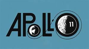 Apollo 11 Logo (1969) - RobotSpaceBrain