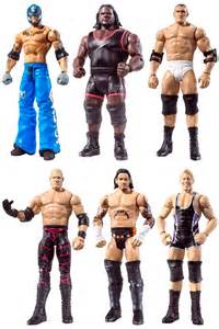 WWE Wrestling Toys and Figures