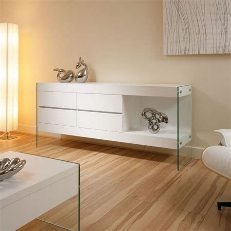 Contemporary Sideboards For Dining Room by Modern Designer Sideboard Cabinet Buffet In Elm 2